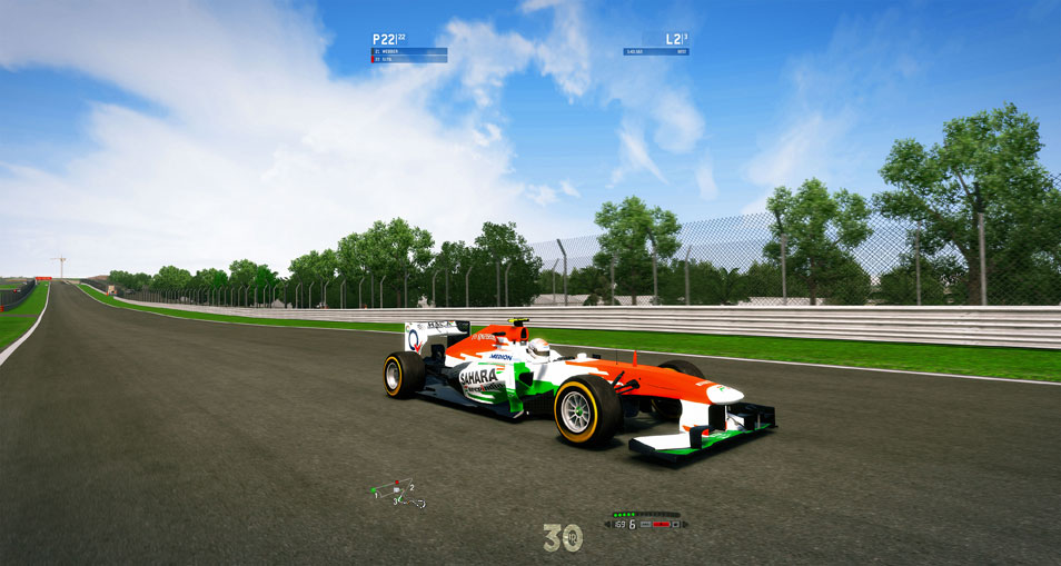 F1 2013 (Force India)