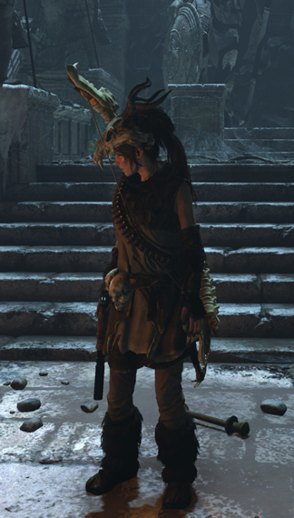 Rise of the Tomb Raider – Wallpaper Set – No. 2