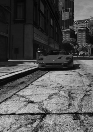 GTA 5 Redux – Ferrari F50 – Screenshots – No. 1