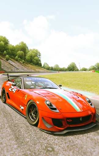 Assetto Corsa – 8K Wallpaper – No. 1