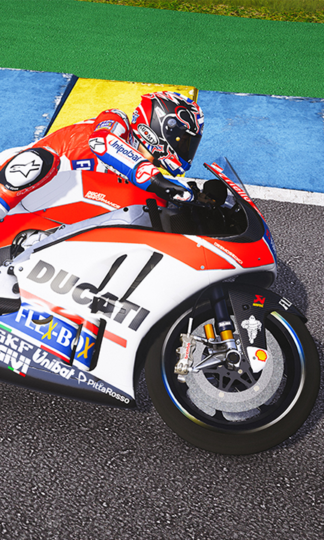 MotoGP 17 – 8K Wallpaper – No. 1