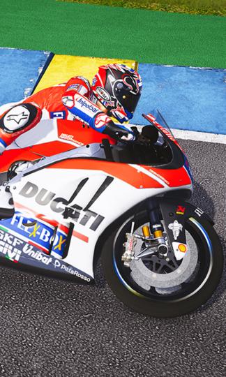 MotoGP 17 – 8K Wallpaper – No. 1